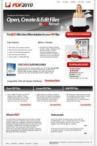 Adobe Acrobat PDF Hoax